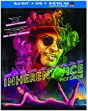 Inherent Vice / Vice Cache (Bilingual) [Blu-ray + DVD + UltraViolet]