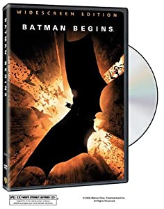 Batman Begins (Widescreen Bilingual Edition)
