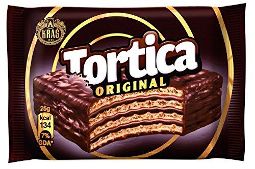 Kras Bajadera Chocolate With Chocolate Kras 25g