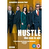 Hustle - Complete BBC Series 4 [DVD] [2008]by Marc Warren