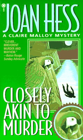 Image for Closely Akin to Murder: A Claire Malloy Mystery (Claire Malloy Mysteries (Paperback))