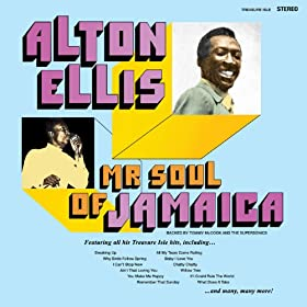 Mr Soul Of Jamaica - Greatest Hits