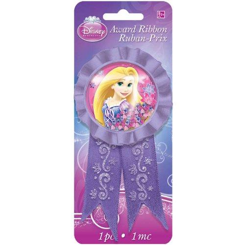 Rapunzel Confetti Pouch Award Ribbon