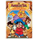 An American Tail - The Treasure of Manhattan Island ~ Dom DeLuise