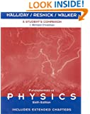 A Student's Companion to Accompany Fundamentals of Physics 6th Edition, Includes Extended Chapters