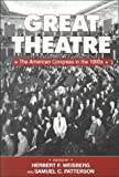 img - for Great Theatre: The American Congress in the 1990s book / textbook / text book