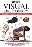 The Visual Dictionary: English-French-German-Spanish (French Edition) (0198631456) by Corbeil, Jean-Claude