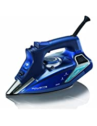 Rowenta DW9280 Steam Force Steam Iron, 1800-watt, Blue by Rowenta