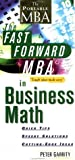 img - for The Fast Forward MBA in Business Math book / textbook / text book