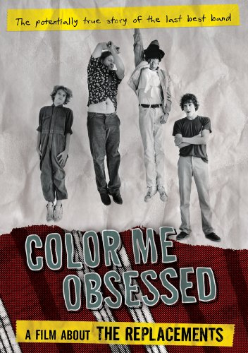 The Replacements - Color Me Obsessed (2 discs) [DVD] [2011]