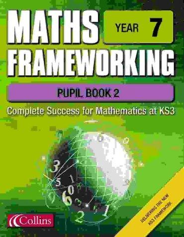 Maths Frameworking: Year 7 PDF
