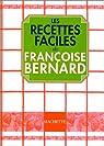 Recettes faciles par Bernard