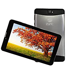 Zync z900 Plus Tablet (7 inch, 8GB, Wi-Fi+ 3G+ Voice Calling), Black