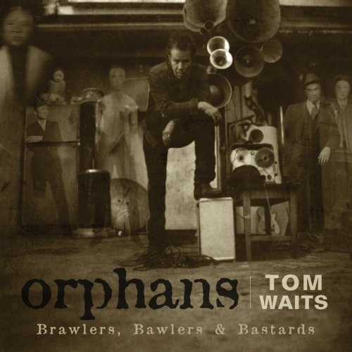 Tom Waits - Orphans (Brawlers, Bawlers and - Zortam Music
