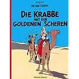 """Tim und Struppi, Carlsen Comics, Neuausgabe, Bd.8, Die Krabbe mit den goldenen Scherenvon """"Herg�"""""""