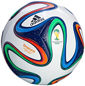 Adidas - Ballons - brazuca top gli - Taille TAILLE 5