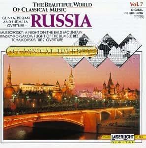Beautiful World of Classical Music 7: Russia