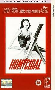 Homicidal [VHS]