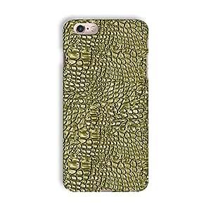 ArtzFolio Alligator Hide : Apple iPhone 6S Plus Matte Polycarbonate ORIGINAL BRANDED Mobile Cell Phone Protective BACK CASE COVER Protector : BEST DESIGNER Hard Shockproof Scratch-Proof Accessories