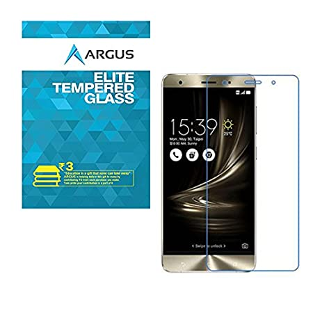 Argus Elite Tempered Glass for Asus Zenfone Max available at Amazon for Rs.99