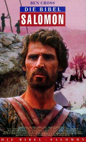 Die Bibel: Salomon [VHS]