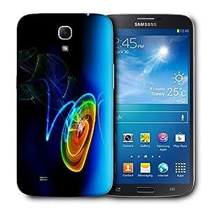 Snoogg Abstract Cyclone Designer Protective Back Case Cover For Samsung Galaxy Mega 6.3