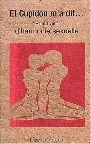 Composantes de l'harmonie des relations sexuelles