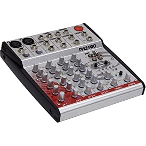 PYLEPRO Pyle PYD6070 6-Channel 2-BUS Compact Mixing Console at Sears.com