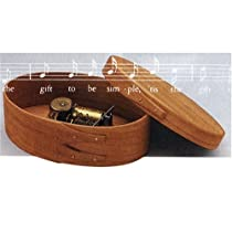Simple Gifts Music Box