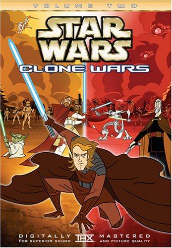 Star Wars: Clone Wars (2003), Volume 2
