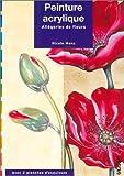 echange, troc Nicole Menz - Peinture acrylique : Allégories de fleurs