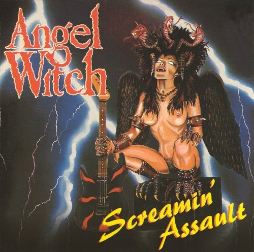 Screamin Assault by Angel Witch