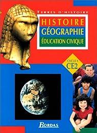 Histoire, géographie, éducation civique