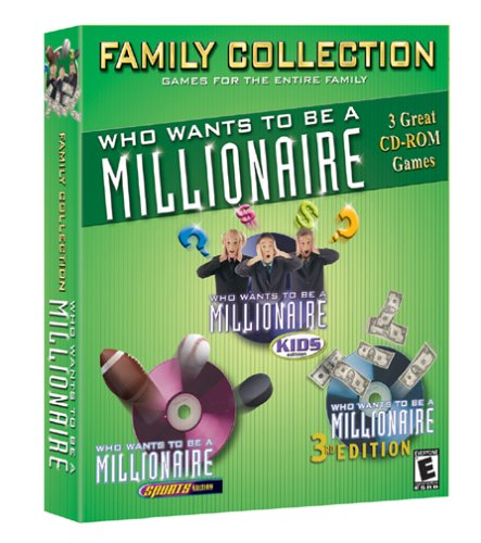 Who Wants to Be A Millionaire Family Collection - PC MacB00007MEYH : image