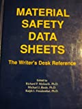 img - for Material Safety Data Sheets: The Writer's Desk Reference book / textbook / text book