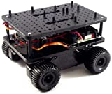4tronix initio 4WD Robot Car Platform with Motors & Speed Sensors for Raspberry Pi or Arduino
