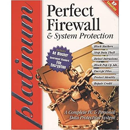 Cosmi Perfect Firewall & System Protection Platinum