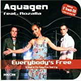 Aquagen Vs Rozalla Everybody's Free / Hard To Say I'm Sorry