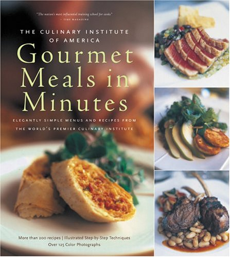 Gourmet Meals in Minutes image