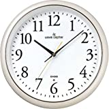 CASIO (カシオ) 掛け時計 WAVE CEPTOR ウェーブセプター 電波時計 (福島・九州両局対応) アナログ IQ-1000J-7JF