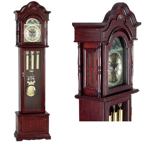 Edward Meyer GRANDFATHER CLOCK - WALNUT FNH