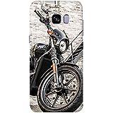 OBOkart Classic Bike 3D Hard Polycarbonate (Plastic) Designer Back Case Cover For Samsung Galaxy S8 :: Samsung Galaxy S8 G950FD G950F G950U G950A G950P G950T G950V G950R4 G950W G950S/G950K/G950L G9500