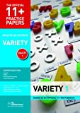 GL Assessment 11+ Practice Papers Multiple-choice Variety Pack 1 (The Official 11+ Practice Papers)