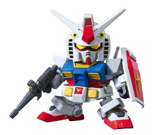 Bandai BAN160227 BB#329 RX-78-2 Gundam Animation Color