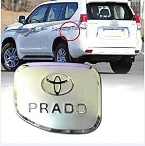 fuel gas cover tank cap chrome trim for 2003 2004 2005 2006 2007 2008 2009 toyota. Black Bedroom Furniture Sets. Home Design Ideas