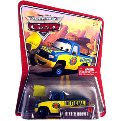 Dexter Hoover Disney Pixar Cars Diecast Vehicle