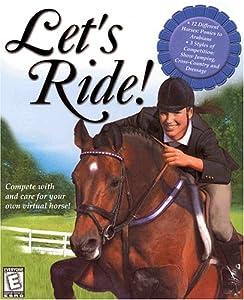 let ride horse games list