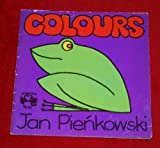 Colours (Picture Puffin) (0140504044) by Pienkowski, Jan