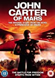John Carter of Mars [NOT DISNEY] [DVD]