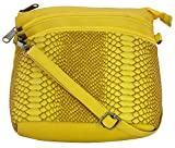 Stylocus Sling Bag (Yellow) (st_s_1407c)